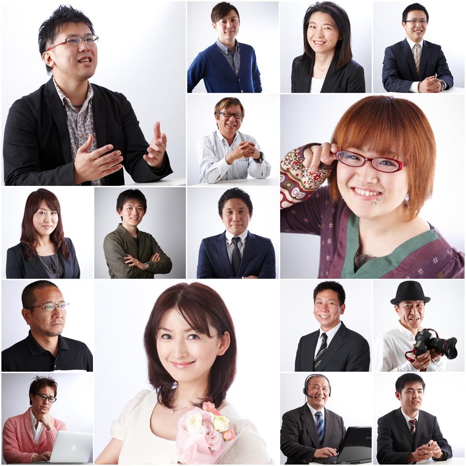 第二回ソーシャル写真撮影会(メイク付)プロカメラマンに撮影してもらおう!(2012/04/26)